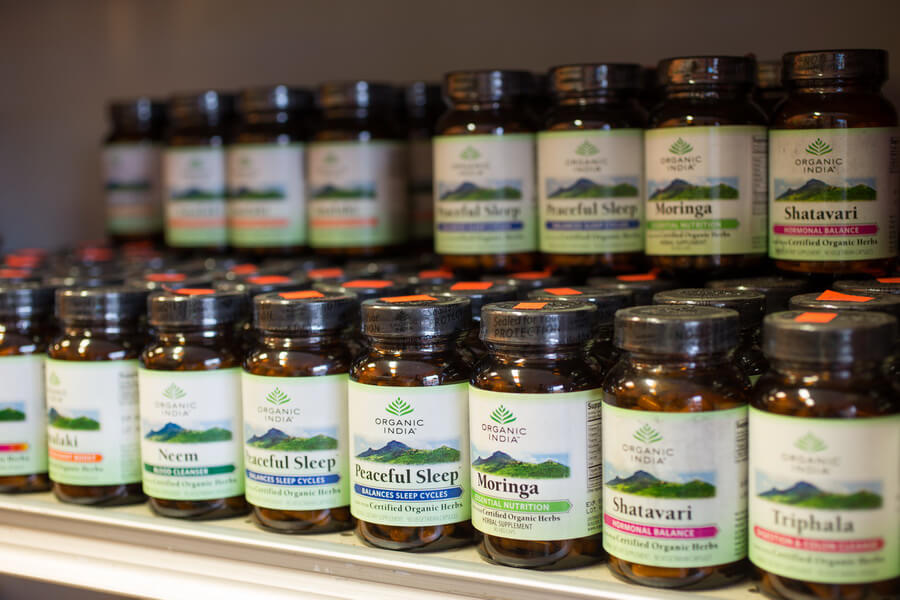 Indian Spices & Groceries Organic Supplements