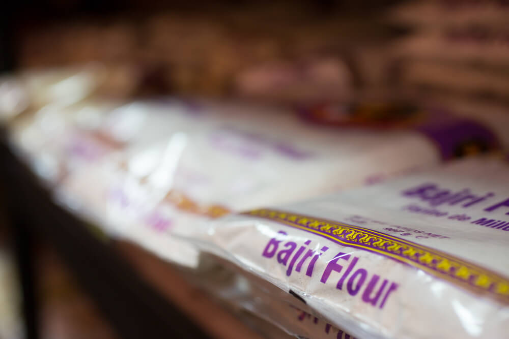 Indian Spices and Groceries Bajri Flour