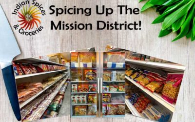 Indian Grocery Shop Spicing Up The Mission District