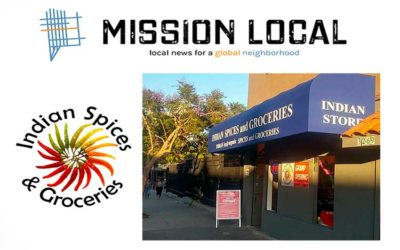 """Filling A Void"" – Mission Local Features Indian Spices & Groceries"